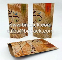 Craft Paper Bag For Sugar Packing