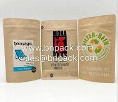 Craft Paper Tea Packs Pouch