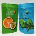 High quality resealable laminated aluminum foil stand up zipper pouch for coffee 4