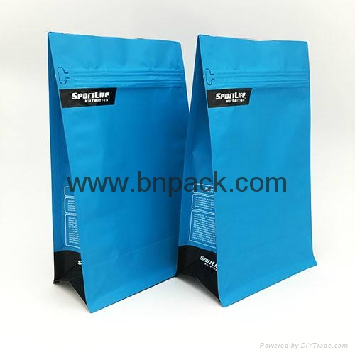 2016 New design wholesale roasted coffee bean packaging bag 3