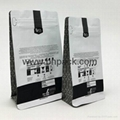 2016 New design wholesale roasted coffee bean packaging bag 7