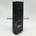250g high quality side gusset coffee bag 4
