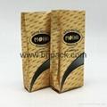 250g high quality side gusset coffee bag 6