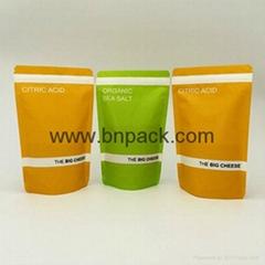 Custom printed barrier w