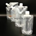 custom BPA free reusable plastic spout
