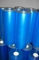 半透明防刮花PET卷材 藍色防刮花PET膠片 顏色和厚度可定製 5