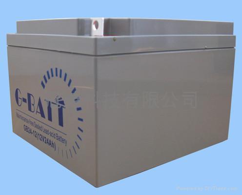 12V24AH UPS铅酸蓄电池 4