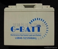 GB7-12阀控密封铅酸蓄电池 4