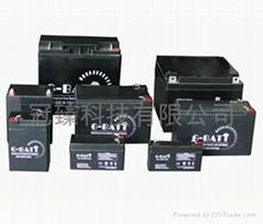 12V65AH  VRLA Battery