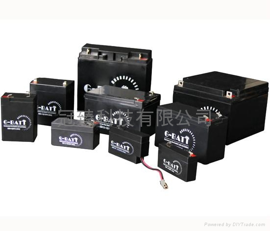 12V65AH免维护铅酸蓄电池 2
