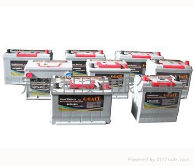12V65AH免维护铅酸蓄电池 5