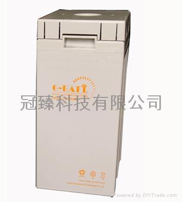 2V系列太陽能電池鉛酸蓄電池 3