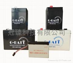 6V7AH鉛酸蓄電池  童車專用