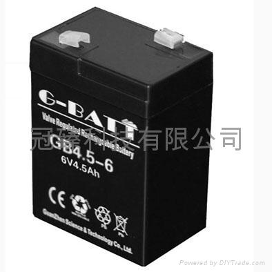 6V7AH鉛酸蓄電池  童車專用 3