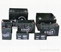 免维护有源音响铅酸电池12V12AH 5