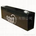 GB12V2.3AH鉛酸蓄電池