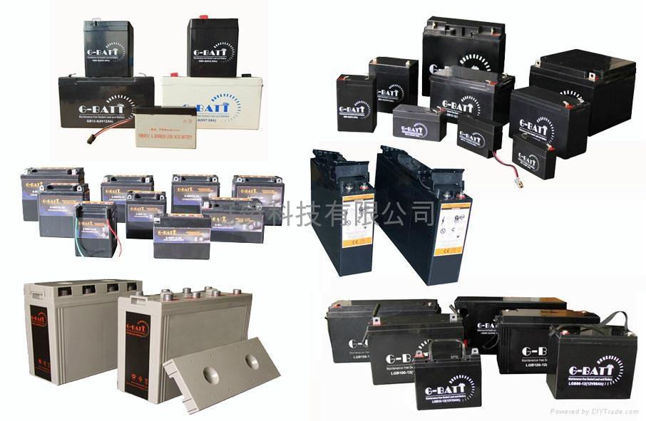12V9AH 安防有源音箱照明電動工具用電池 5