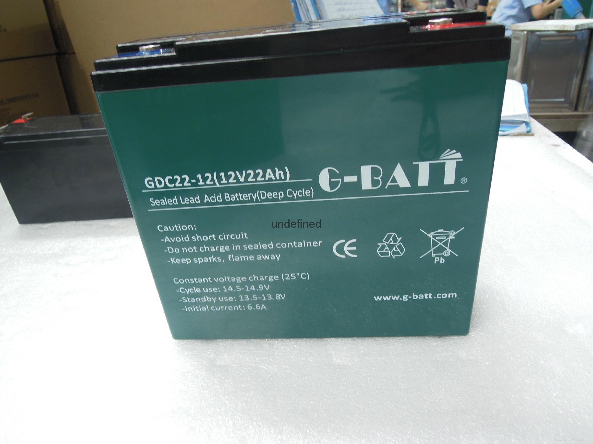 12V20AH電動車電池 3