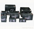 12V4.5AH有源音箱照明電源用鉛酸蓄電池 4