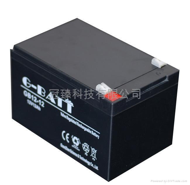 GB7-12阀控密封铅酸蓄电池 1