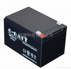 GB7-12閥控密封鉛酸蓄電池