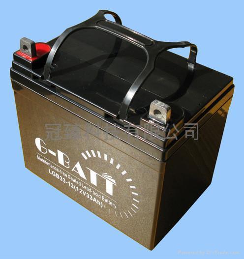 GB7-12阀控密封铅酸蓄电池 2