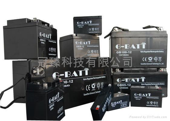 GB7-12阀控密封铅酸蓄电池 3