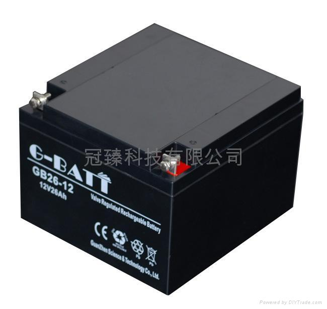 12V24AH UPS铅酸蓄电池 1