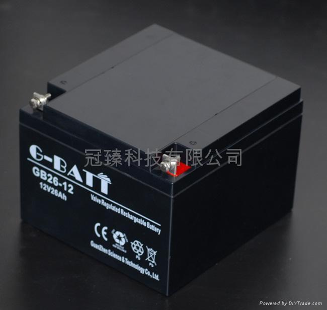 12V24AH UPS铅酸蓄电池 2