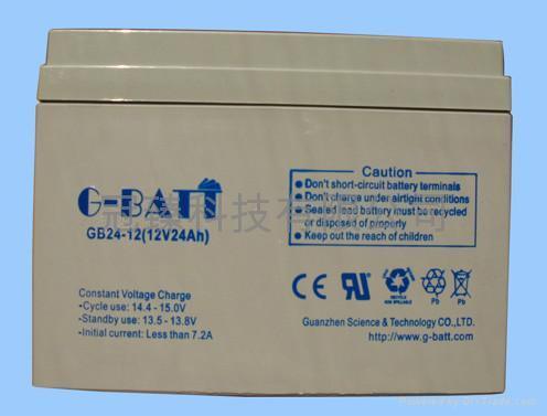 12V24AH UPS铅酸蓄电池 3