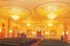 酒店會所水晶燈飾