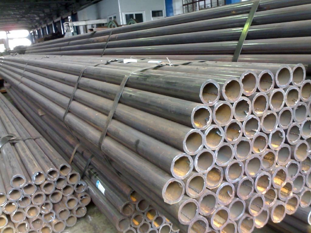 ERW HFW welded steel tube pipe API 5L GrB  A106B A53B