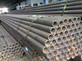 ERW HFW welded steel tube pipe API 5L GrB  A106B A53B  1
