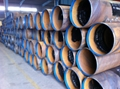 Submerged arc welded helical pipe SSAW HSAW DSAW pipe 1