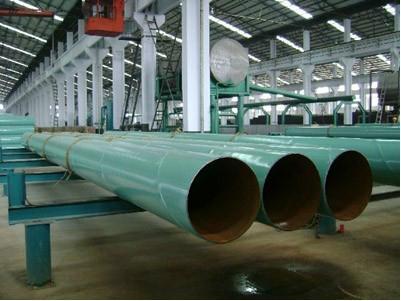 Fusion Bonded Epoxy (FBE) coating pipe/ Fusión Bonded Epoxy tubería
