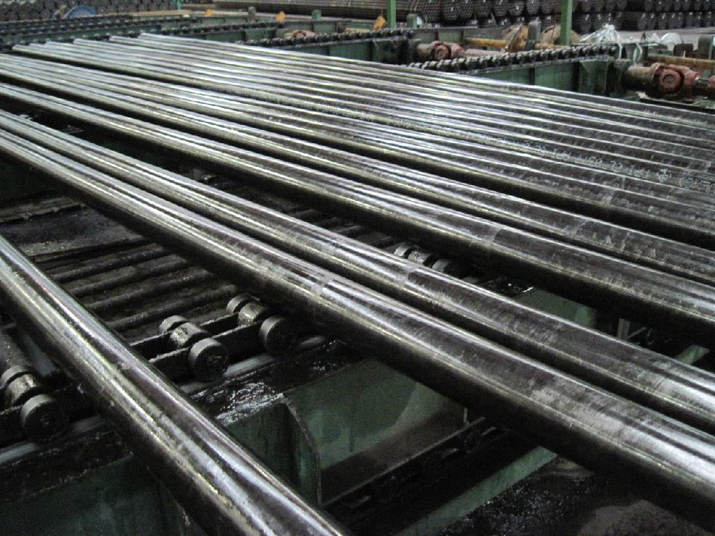 SEAMLESS STEEL TUBES FOR FLUID TRANSPORTATION SERVICE 1