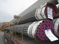 Boiler Tubes/ Los tubos de la caldera/