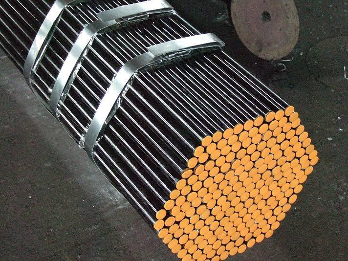 Heat exchange and condenser tube/El intercambio de calor y el tubo de condensado