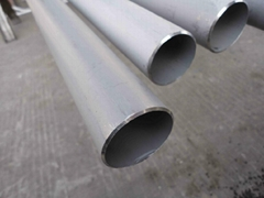 ASTM A268 stainless steel tube pipe
