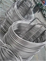 Coil stainless steel pipe / Bobina de