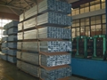 Pre-galvanized hot dip galvanized tube/