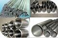 Titanium tube pipe rod sheet fitting flange/Tubo de titanio varilla placa