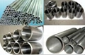 Titanium tube pipe rod sheet fitting flange/Tubo de titanio varilla placa