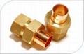 Copper pipe fitting/ Instalación de