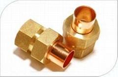 Copper pipe fitting/ Instalación de tuberías de cobre/ Raccordo Tubo di rame
