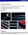 fin finned tube/ L tubo de aletas tipo KL Knurled