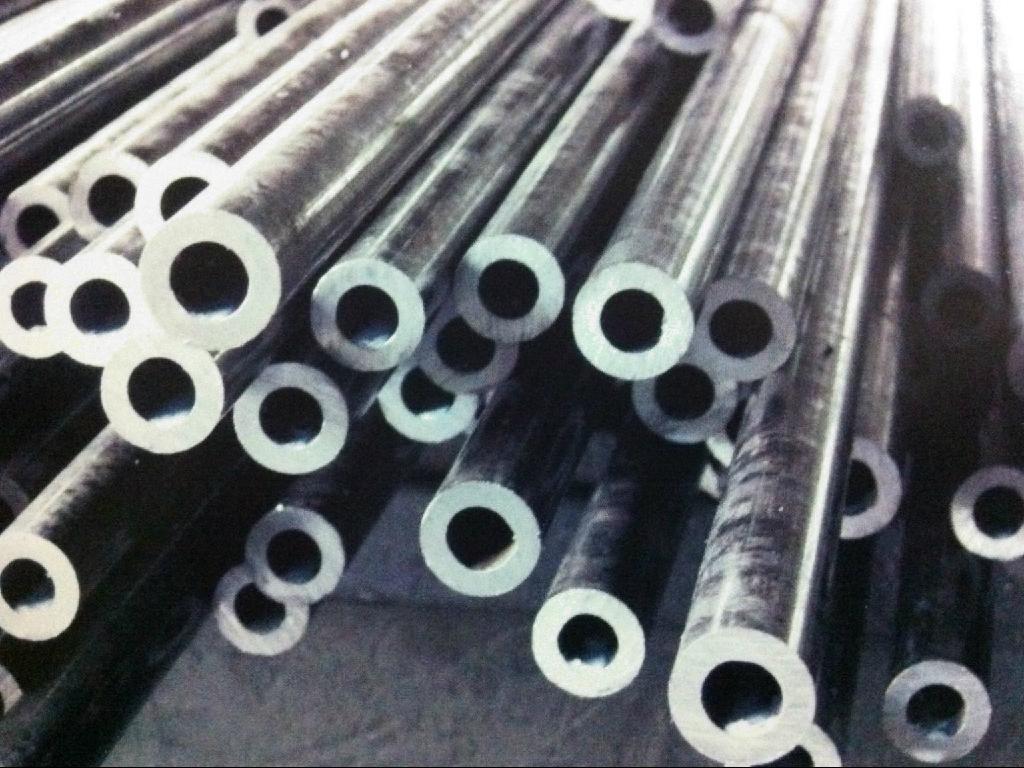 Seamless Carbon Steel tube/ Seamless tubos de acero al carbono 1