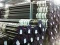 API 5L Seamless pipeline/tubería