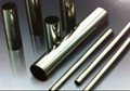 ASTM A554 stainless steel tube/ tubo de acero inoxidable