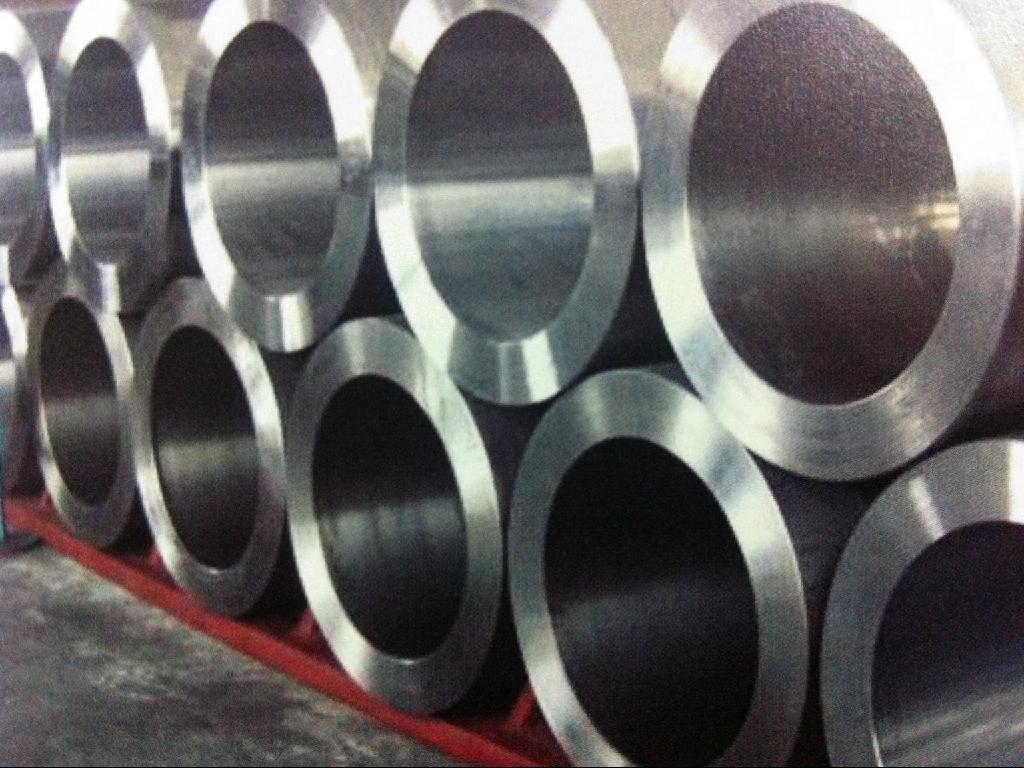 High pressure cylinders seamless pipe/ Tubería cilindros de alta presión 1